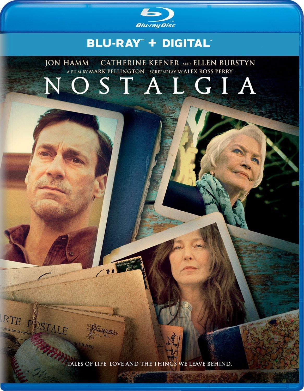 Nostalgia (2018) Blu-ray