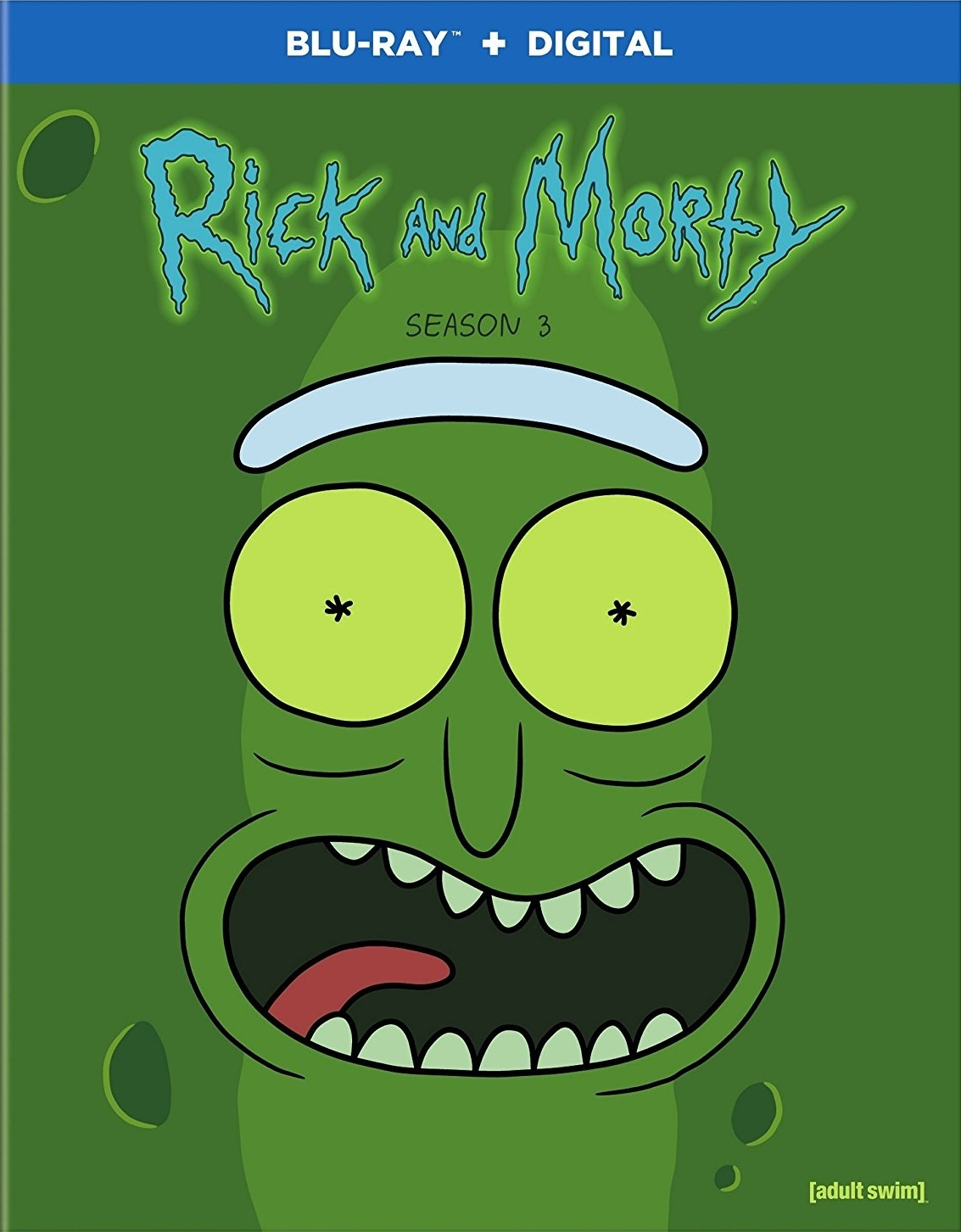 Rick and Morty: Season 3 (TV) (2017) Blu-ray