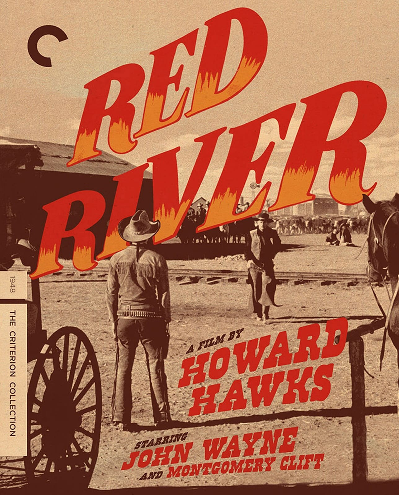 Red River (The Criterion Collection)(1948) Blu-ray