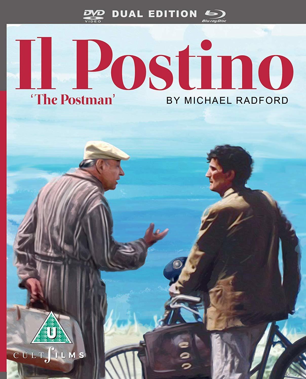CultFilms: 2K Restoration of Il Postino Prepped for Blu-ray