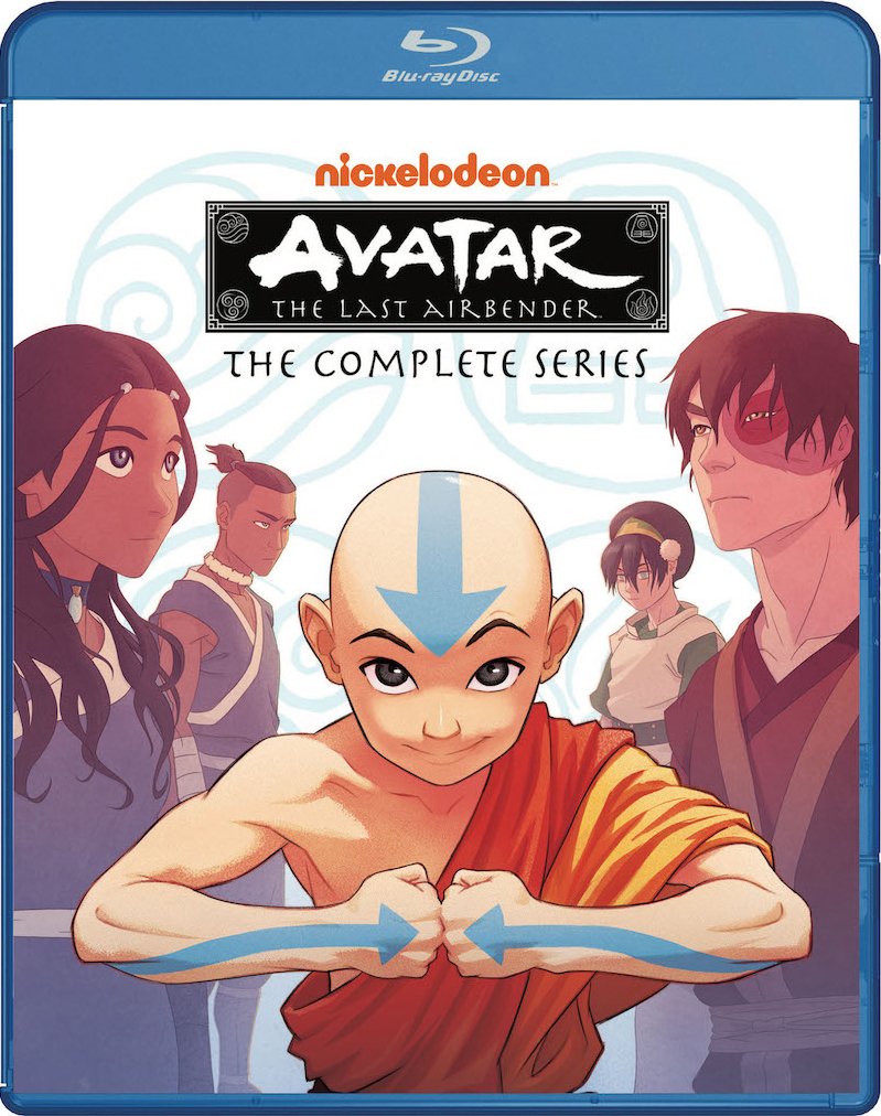 Avatar: The Last Airbender - The Complete Series (TV) (2005-2008) Blu-ray