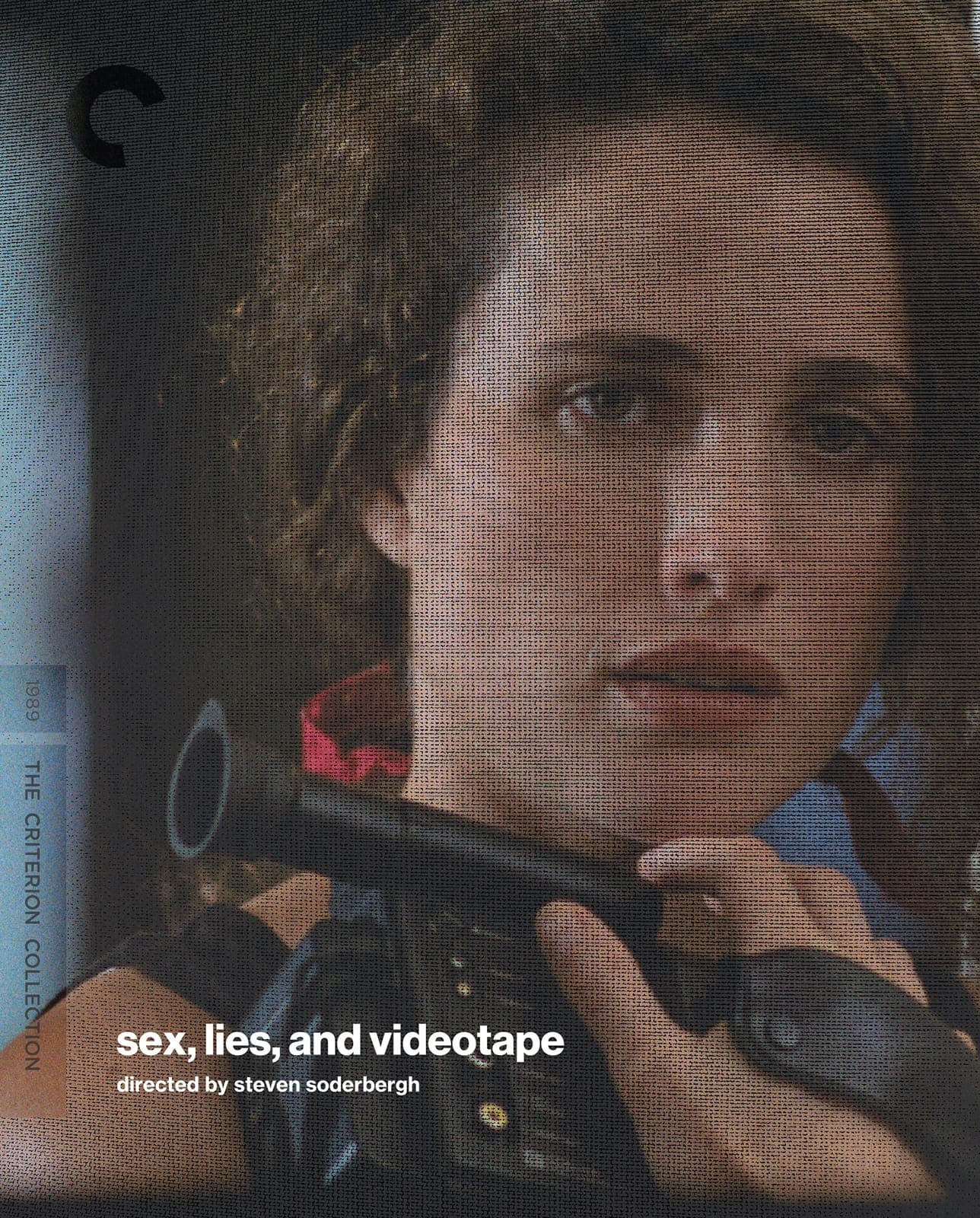 Sex, Lies, and Videotape (The Criterion Collection)(1989) Blu-ray