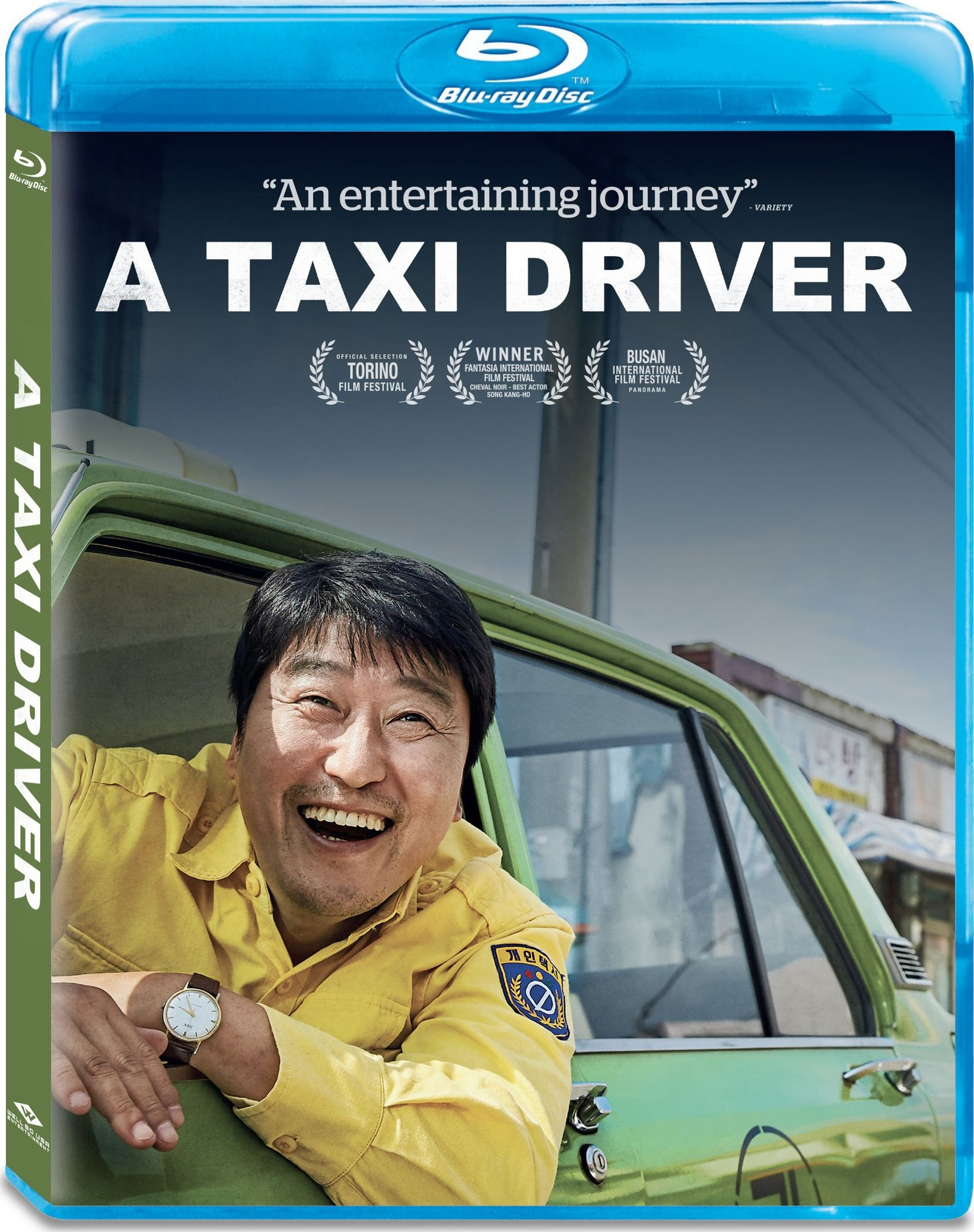 A Taxi Driver (2017) Blu-ray