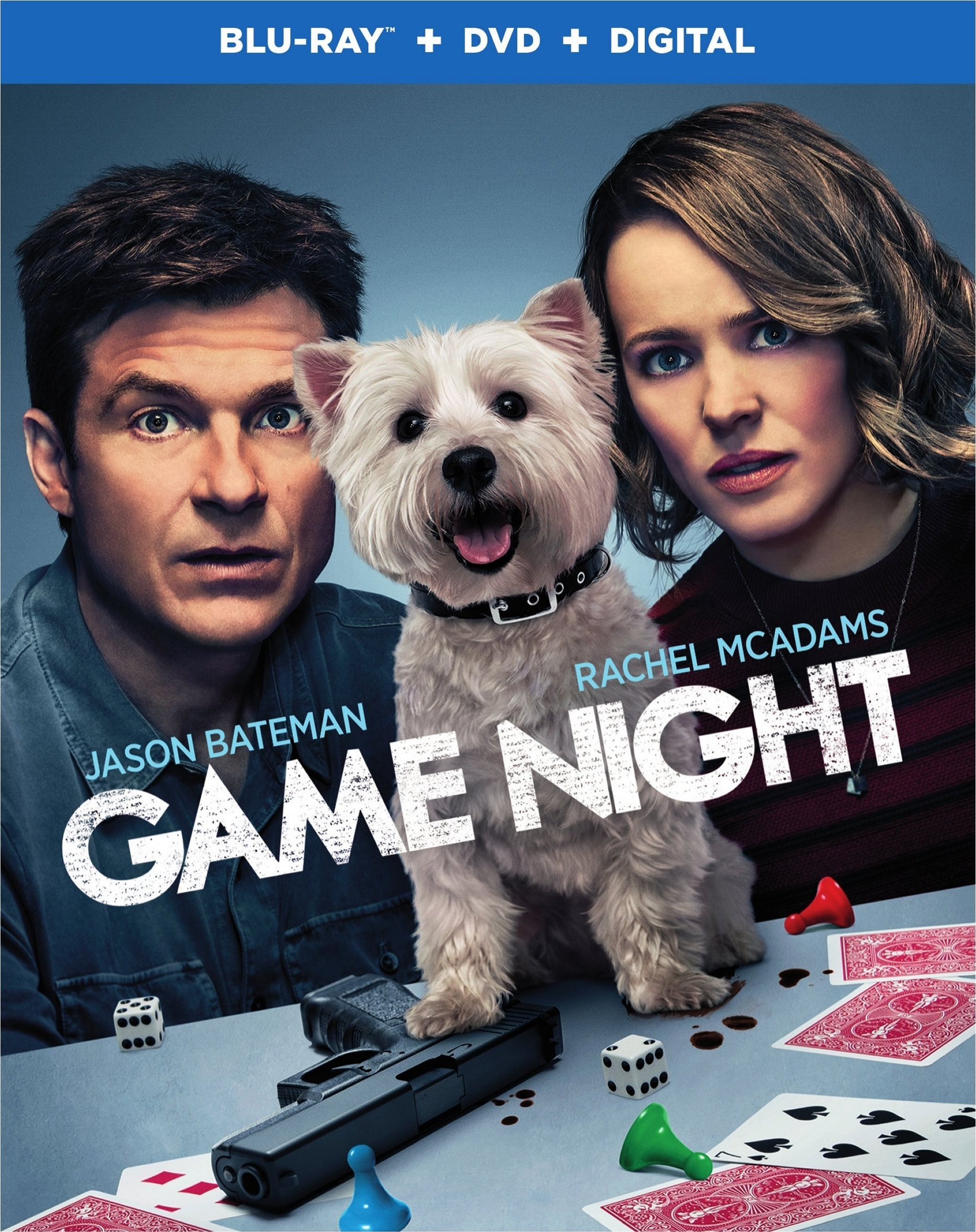 Game Night (2018) Blu-ray