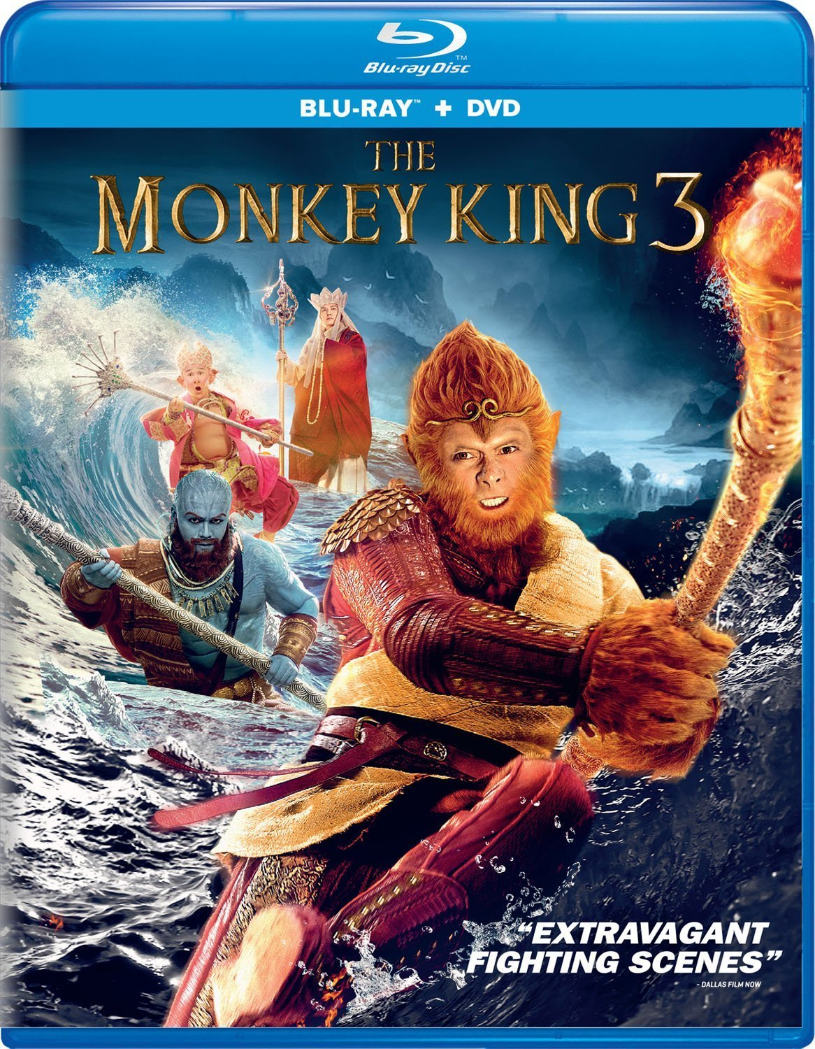The Monkey King 3 (2018) Blu-ray