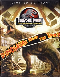 Jurassic Park Collection 4k Blu Ray Release Date May 22 2018 Best Buy Exclusive Steelbook