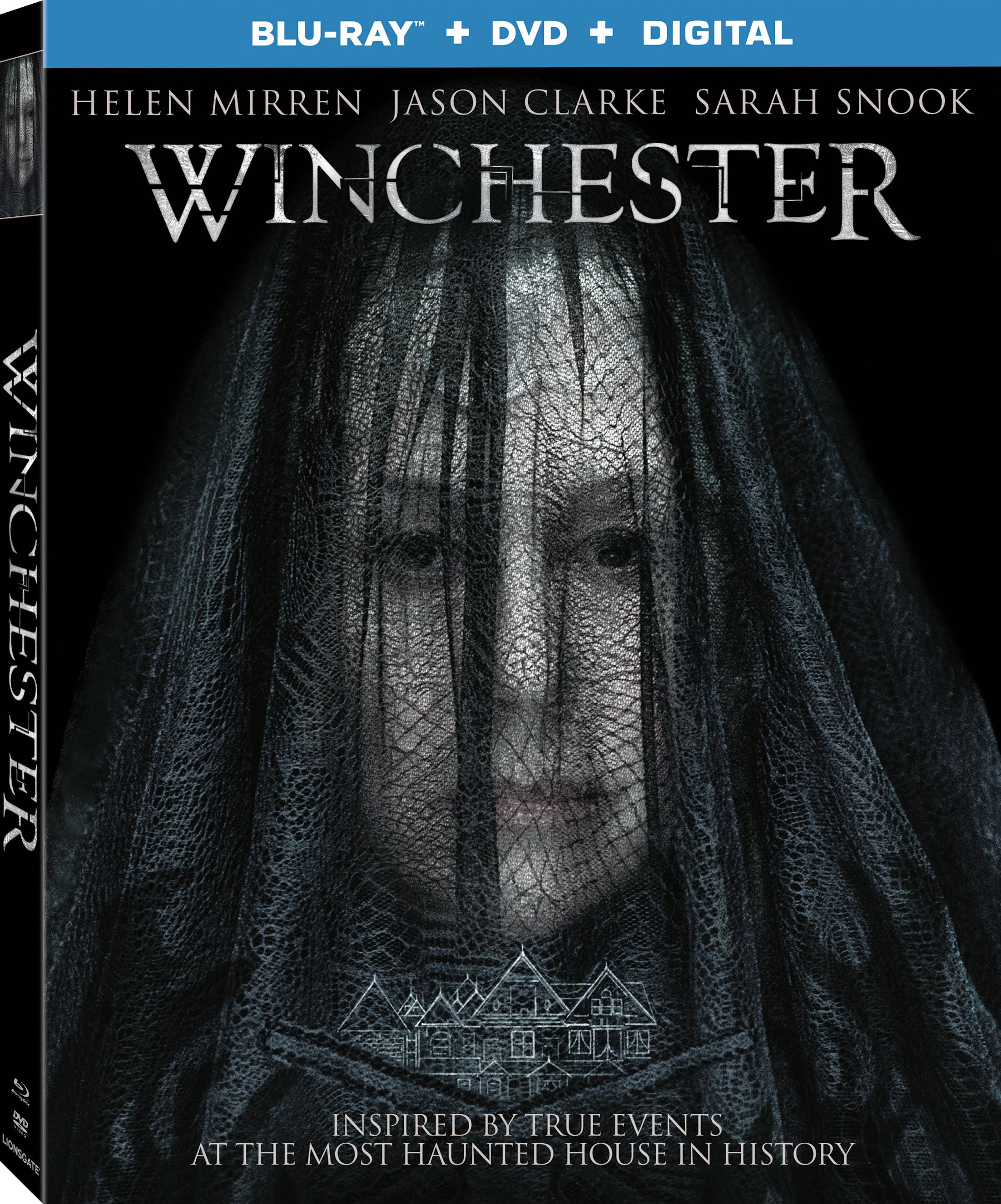 Winchester (2018) Blu-ray