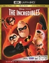 The Incredibles 4K (Blu-ray)