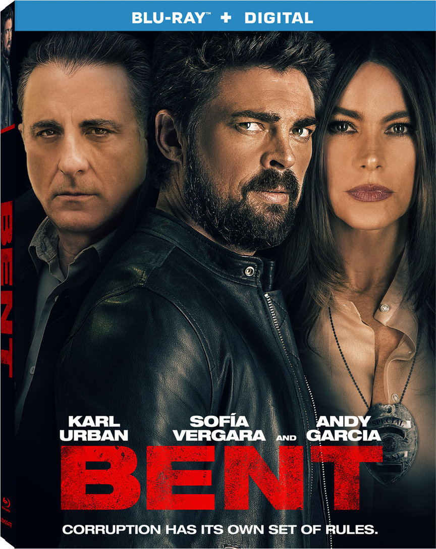 Bent (2018) Blu-ray