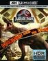 Jurassic Park: Trilogy Collection 4K (Blu-ray)