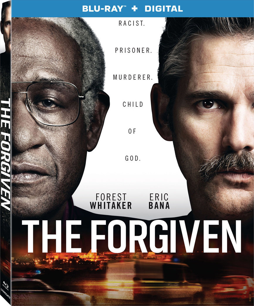 The Forgiven (2017) Blu-ray
