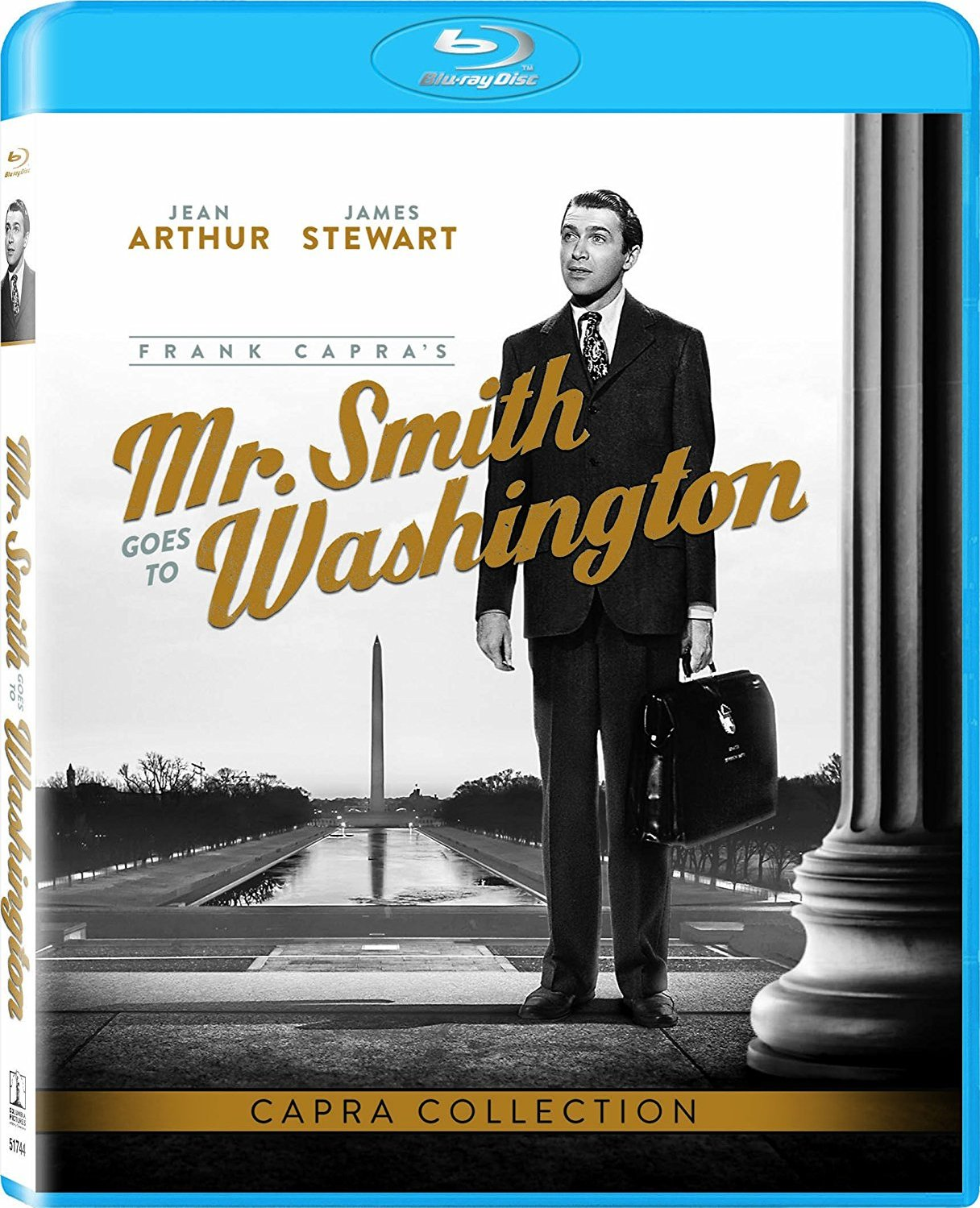 Mr. Smith Goes to Washington (1939) Blu-ray