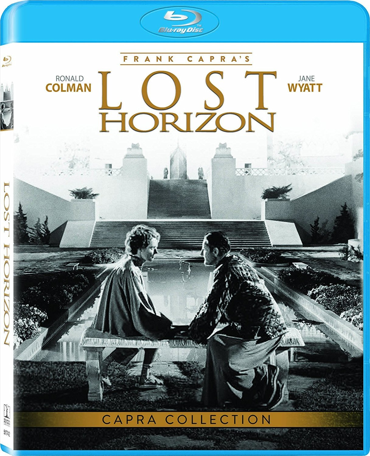 Lost Horizon (1937) Blu-ray