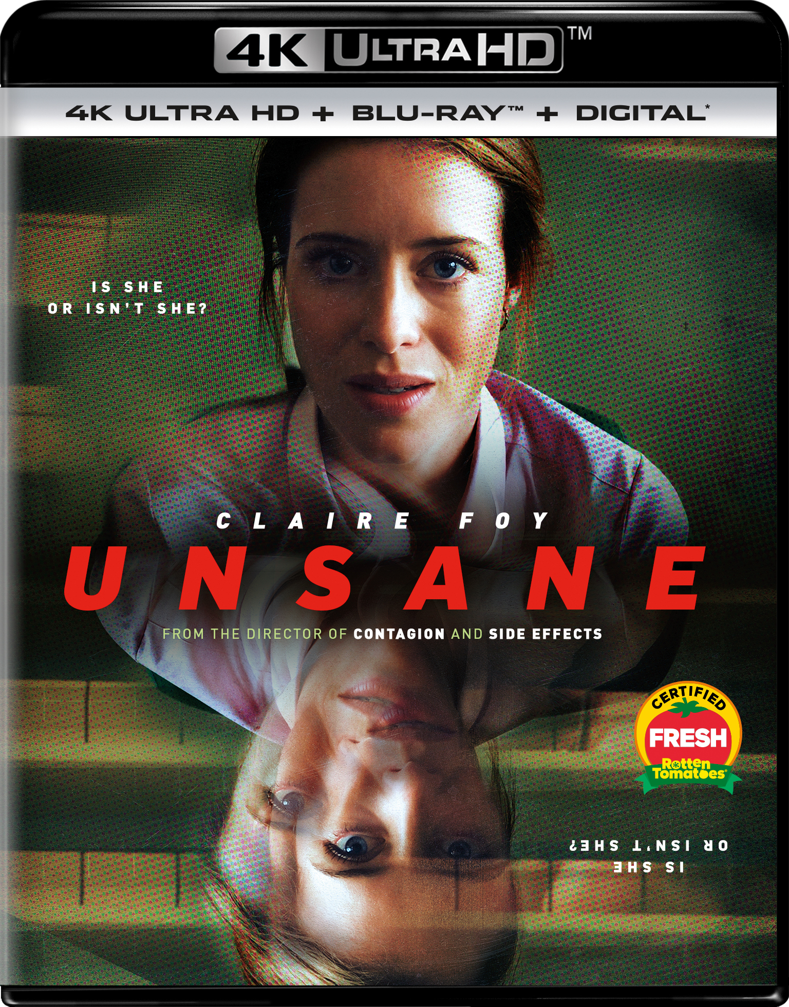 Unsane 4K (2018) Ultra HD Blu-ray