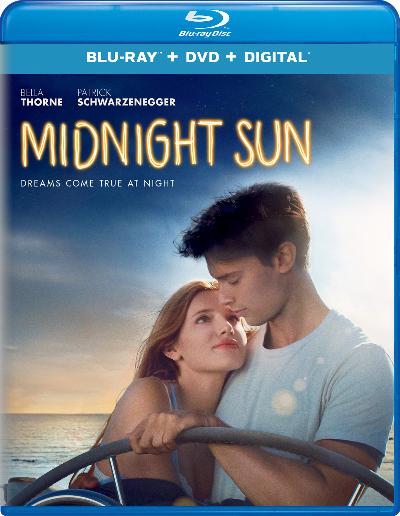Midnight Sun (2018) Blu-ray