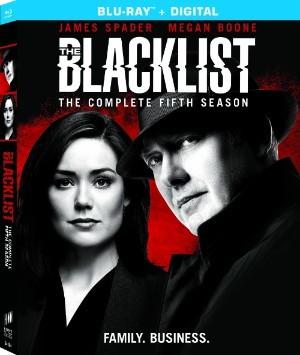 The Blacklist: The Complete Fifth Season (Blu-ray)(Region A)