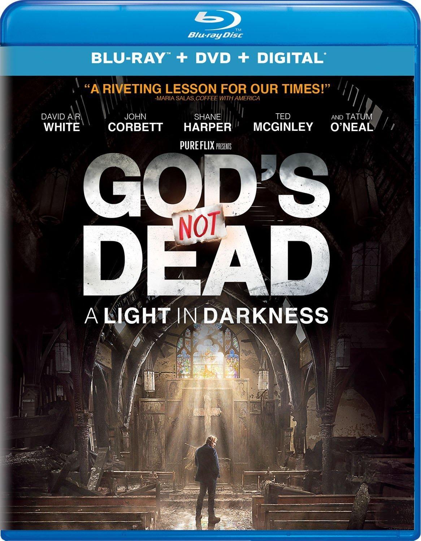 God's Not Dead 3: A Light in Darkness (Blu-ray)(Region A)
