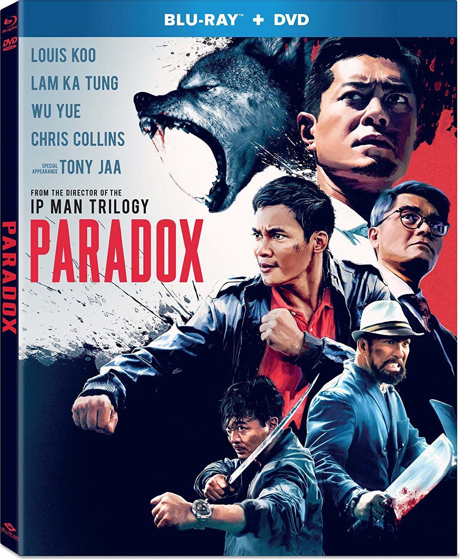 Paradox (2017) Blu-ray