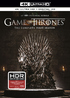 Game of Thrones 4K: The Complete First Season (Blu-ray)