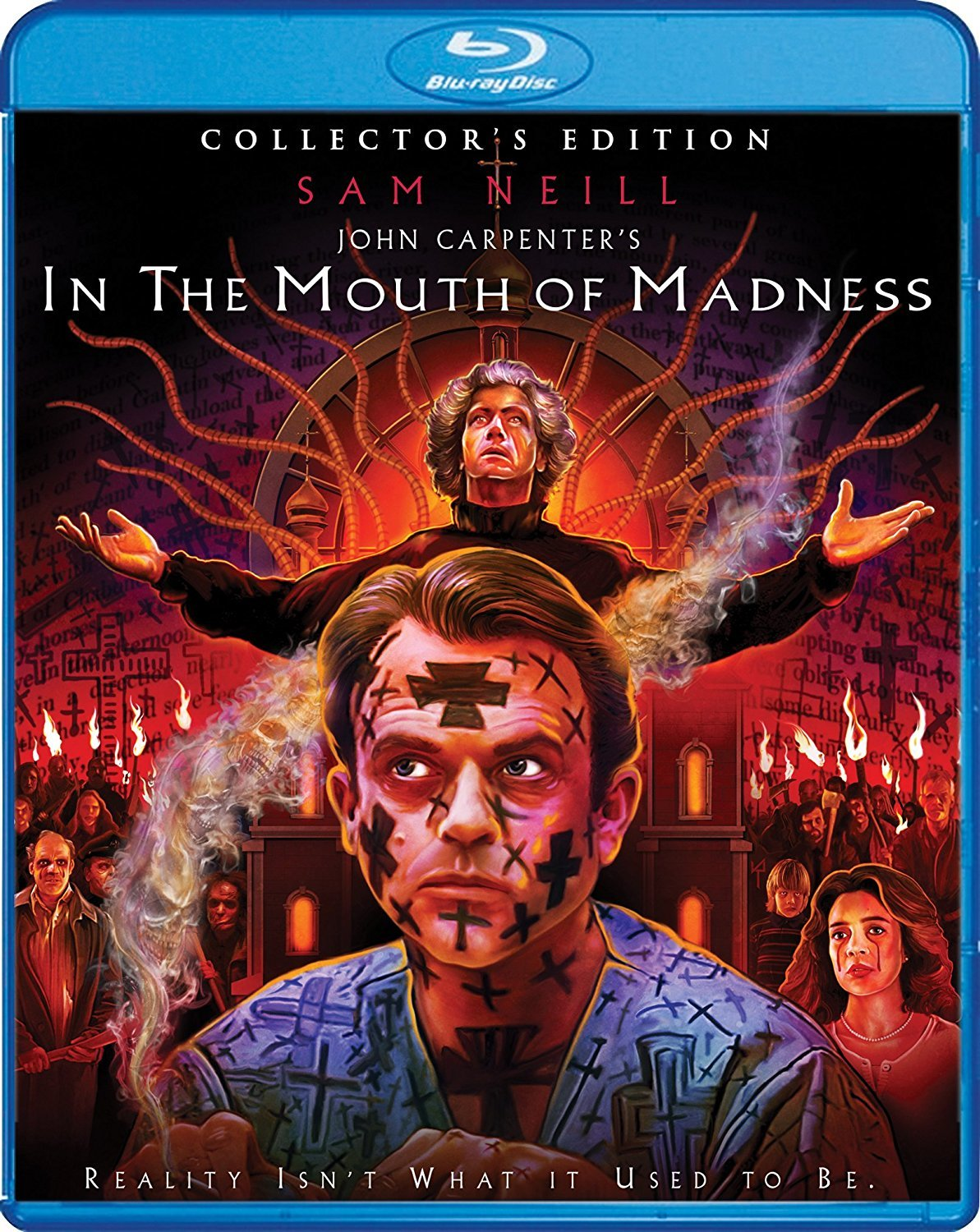 In the Mouth of Madness (Collectors Edition)(1994) Blu-ray