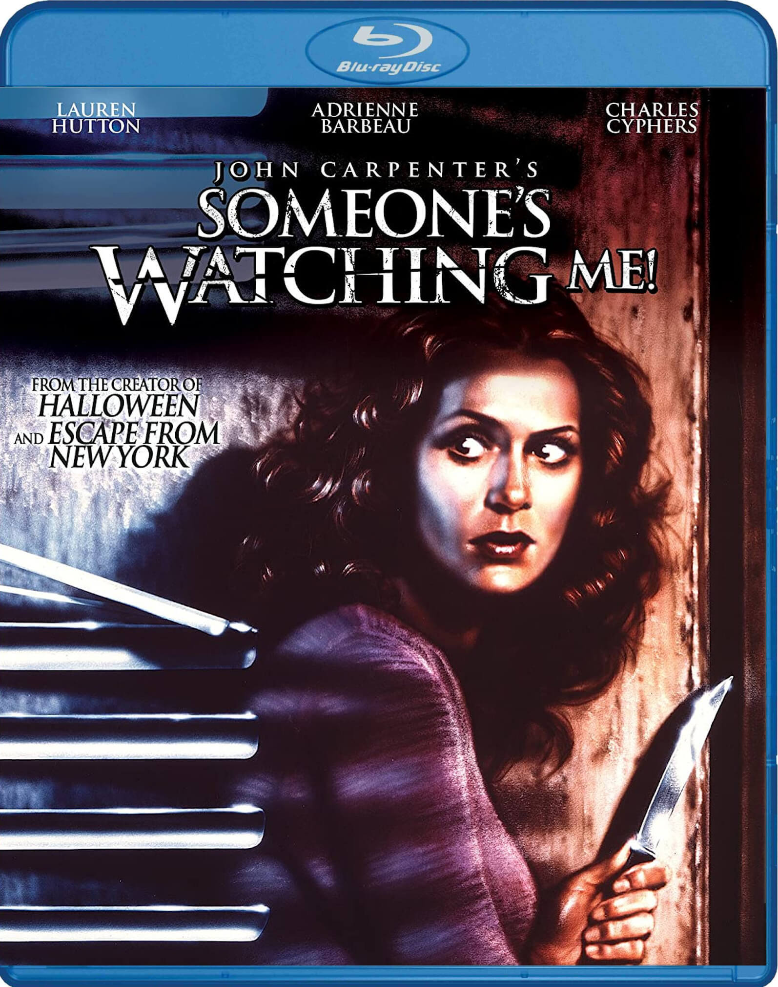 Someone's Watching Me! (TV) (1978) Blu-ray