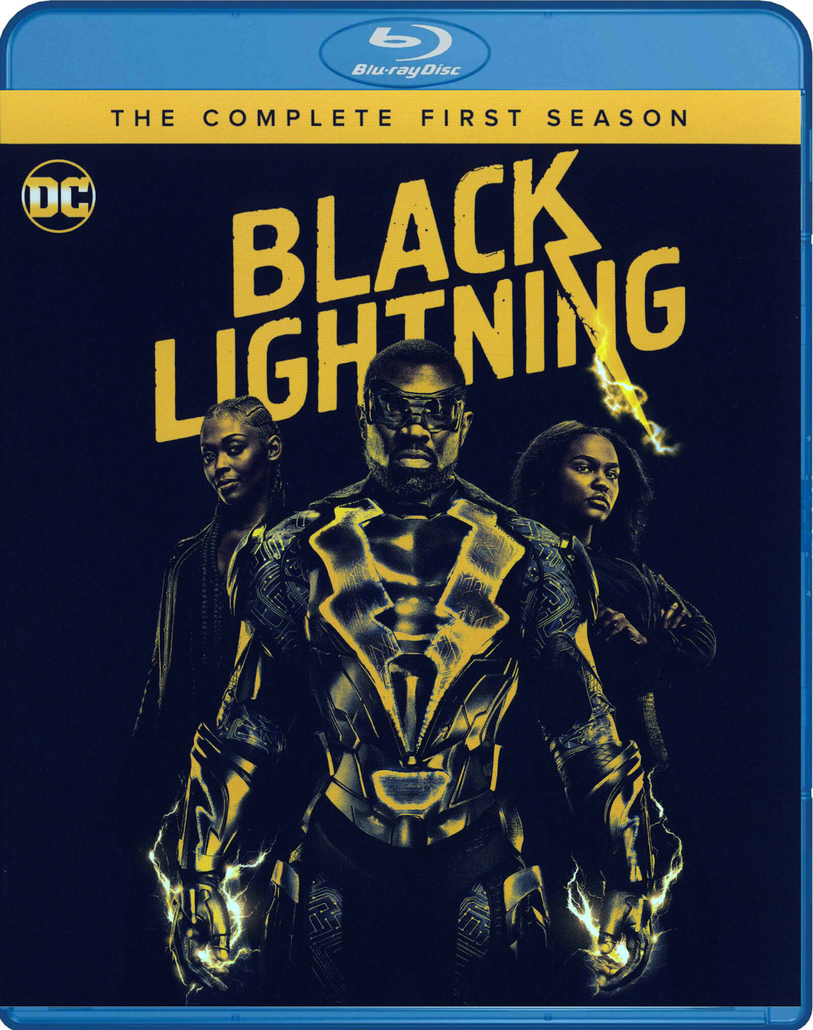 Black Lightning: Season 1 (TV) (2017) Blu-ray