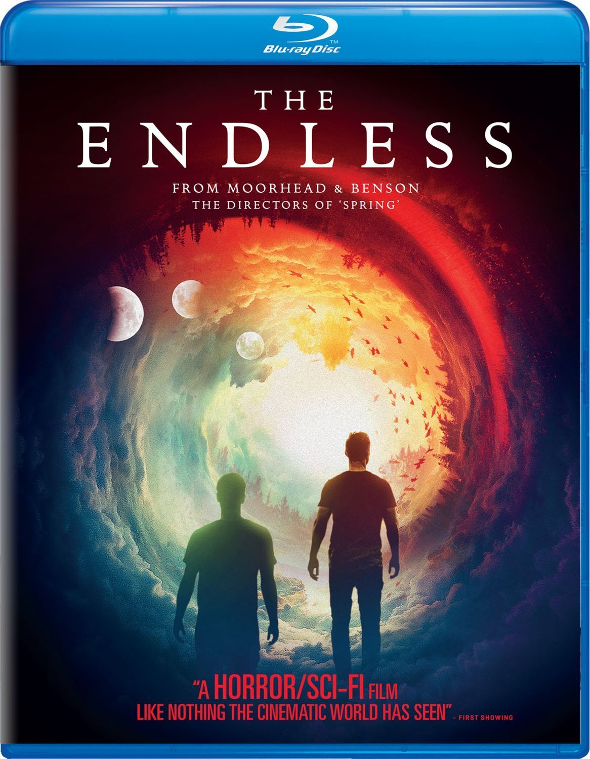 The Endless (2017) Blu-ray