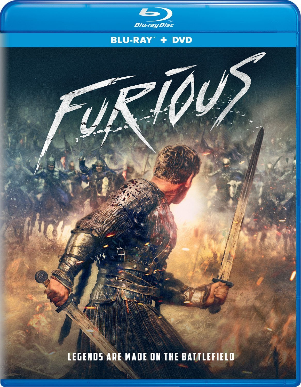 Furious (Kolovrat)(2017) Blu-ray