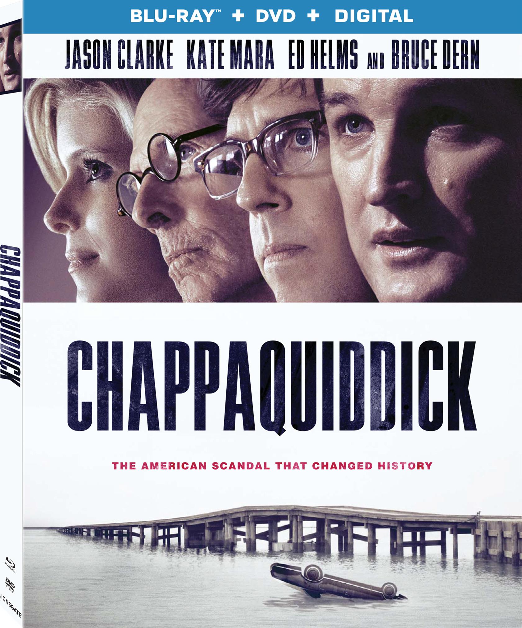 Chappaquiddick (2017) Blu-ray