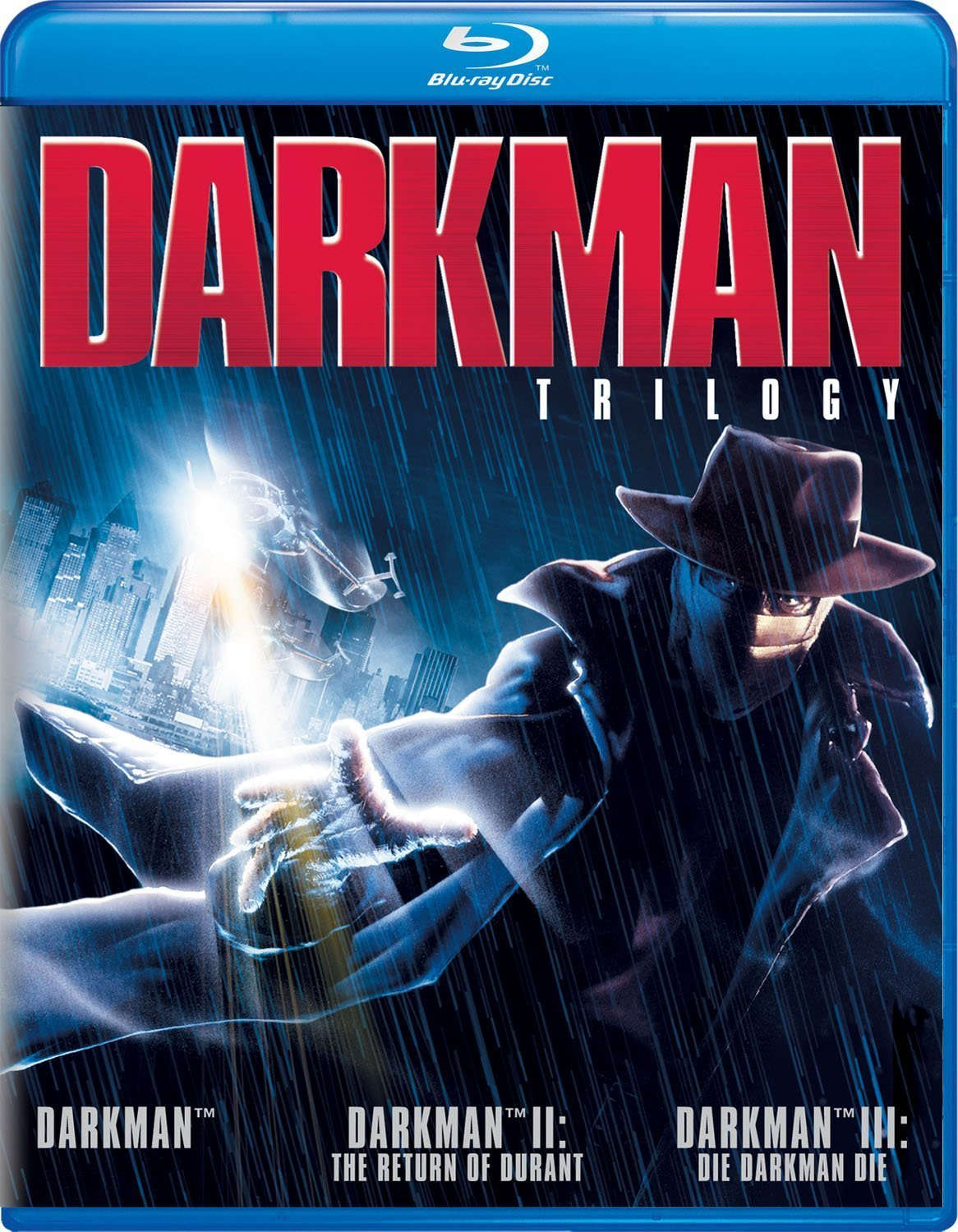 Darkman Trilogy (1990-1996) Blu-ray