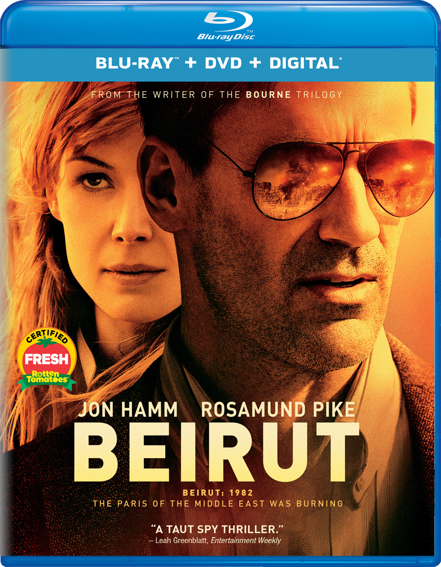 Beirut (2018) Blu-ray