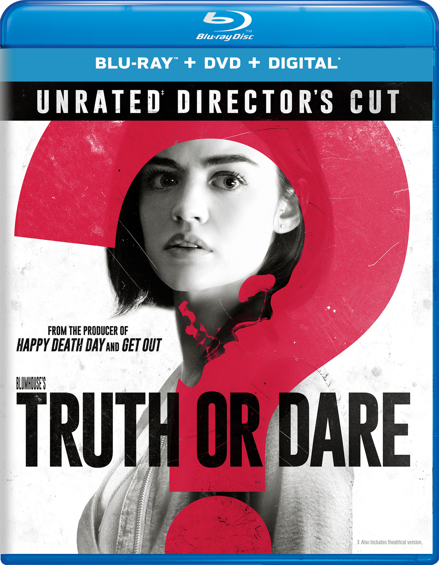Truth or Dare (2018) Blu-ray