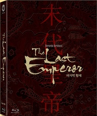 The Last Emperor Blu-ray: Fullslip   Limited Edition   Type