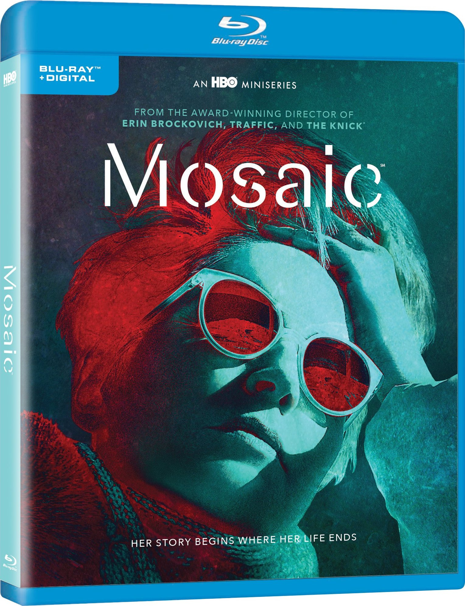 Mosaic (TV) (2018) Blu-ray