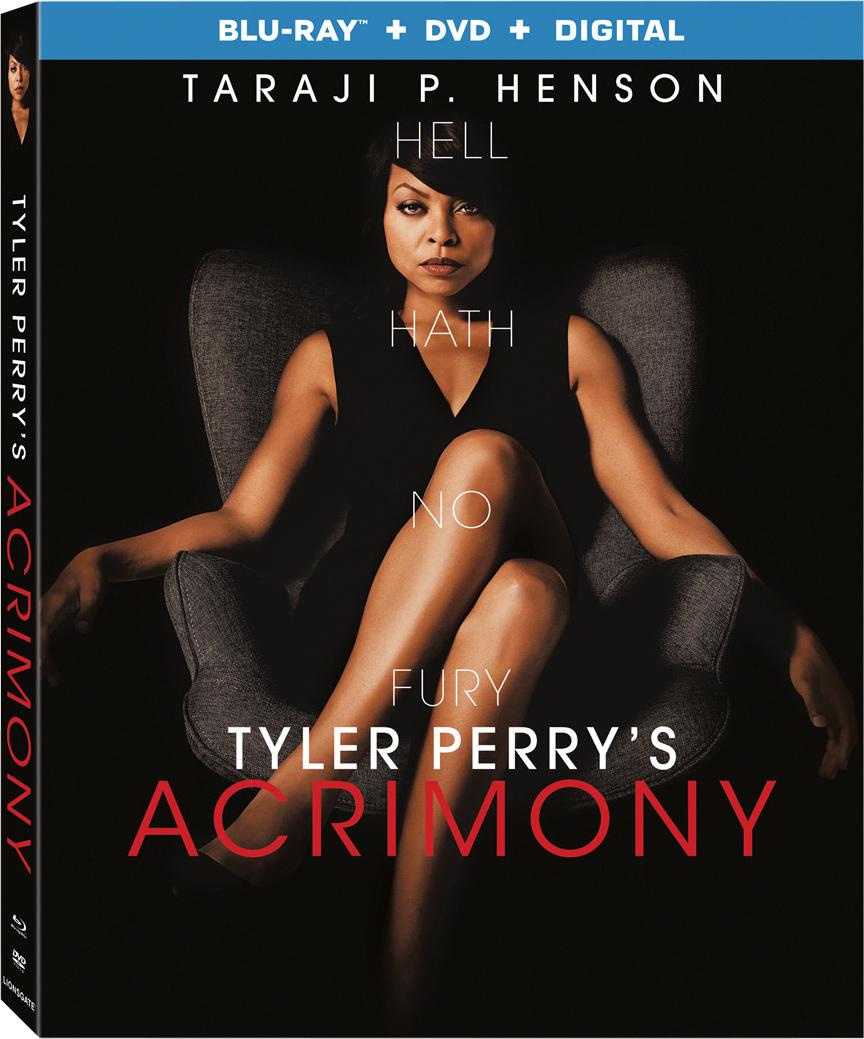 Acrimony (2018) Blu-ray