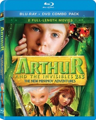 Arthur And The Invisibles 2 And 3 The New Minimoy Adventures Blu Ray Release Date March 22 2011 Arthur Et La Vengeance De Maltazard Arthur 3 La Guerre Des Deux Mondes