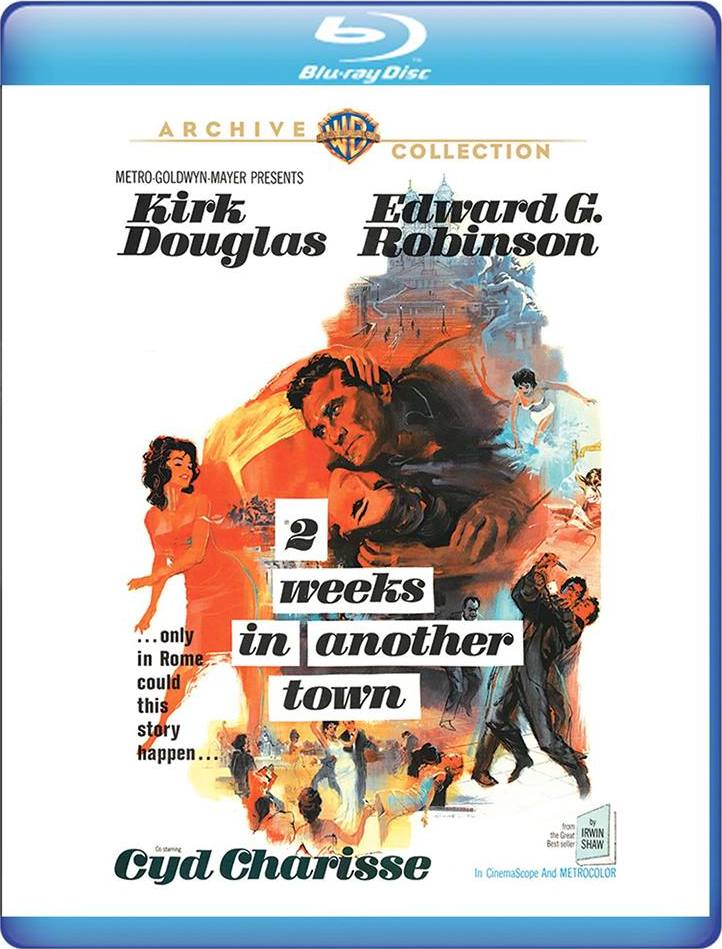 2 Weeks in Another Town (Warner Archive Collection)(1962) Blu-ray