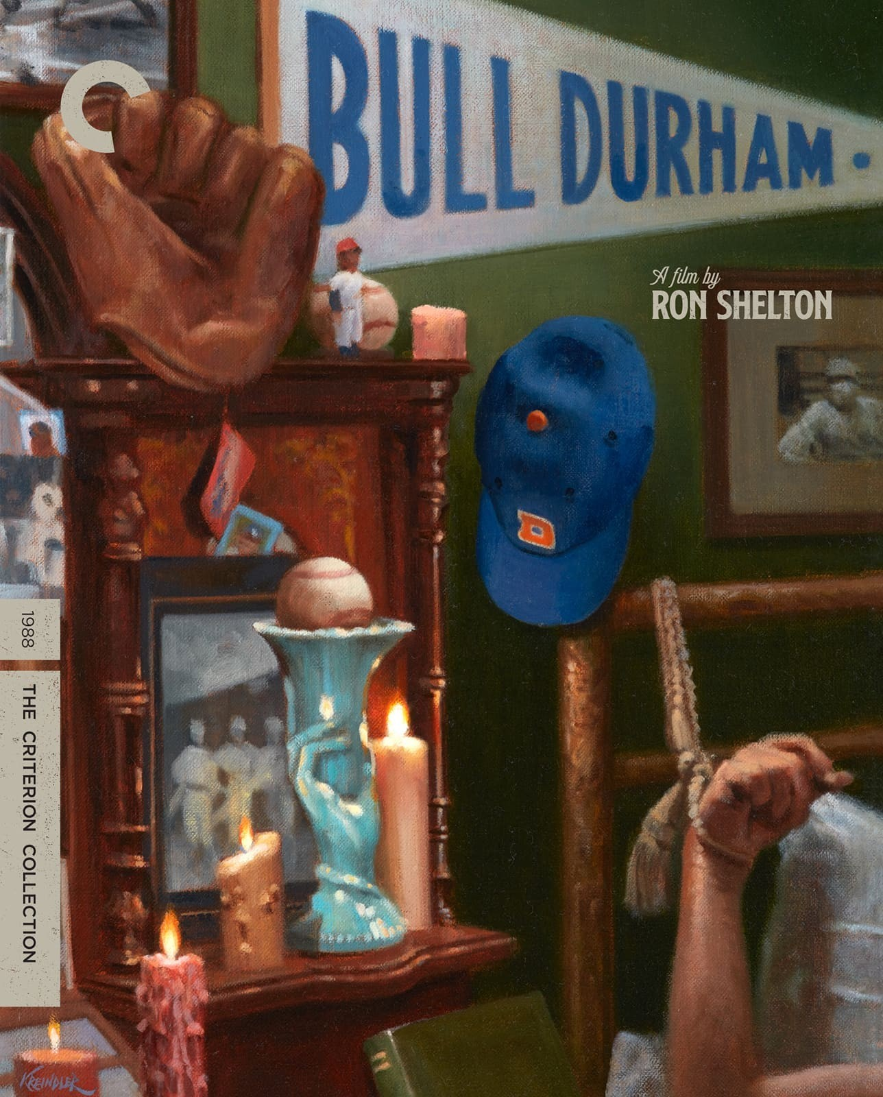 Bull Durham (The Criterion Collection)(1988) Blu-ray