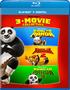 Kung Fu Panda: 3-Movie Collection (Blu-ray)