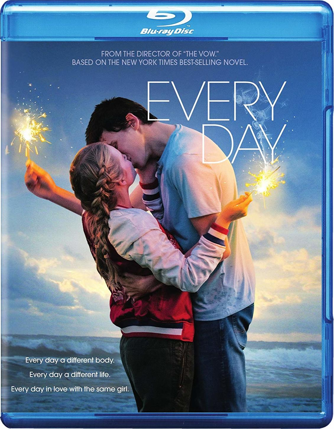 Every Day (2018) Blu-ray