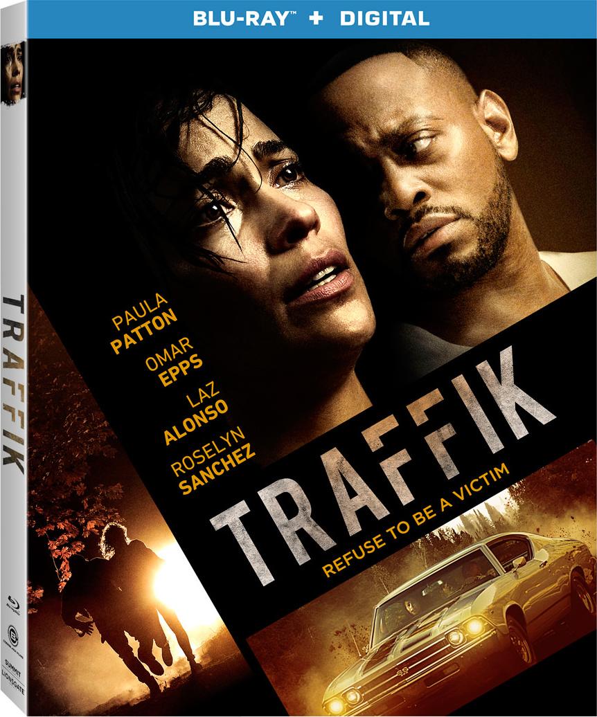 Traffik (2018) Blu-ray