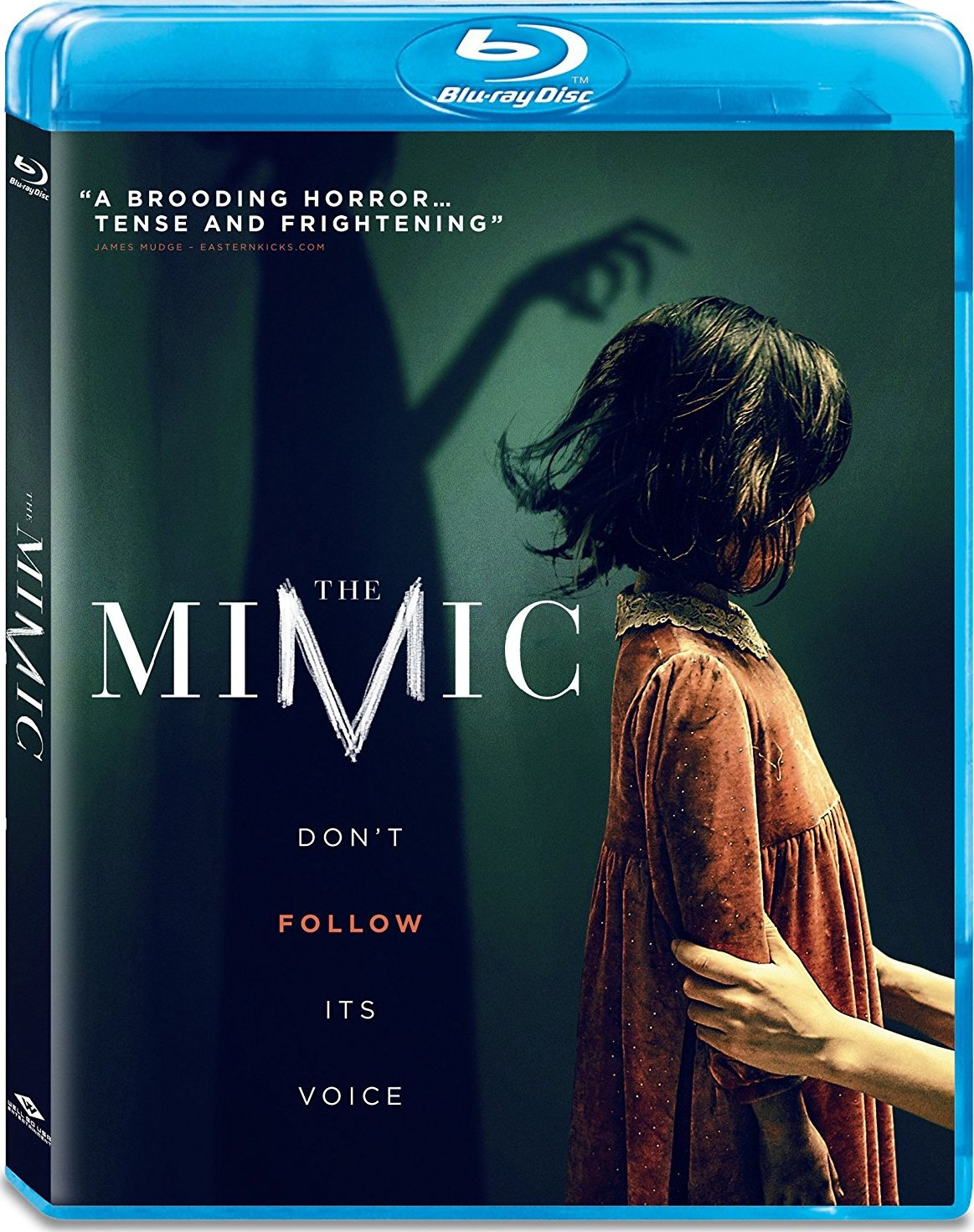 The Mimic (2017) Blu-ray