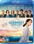 The Guernsey Literary & Potato Peel Pie Society (Blu-ray)