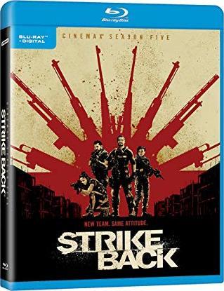 Strike Back: Season Five (TV) (2017) Blu-ray