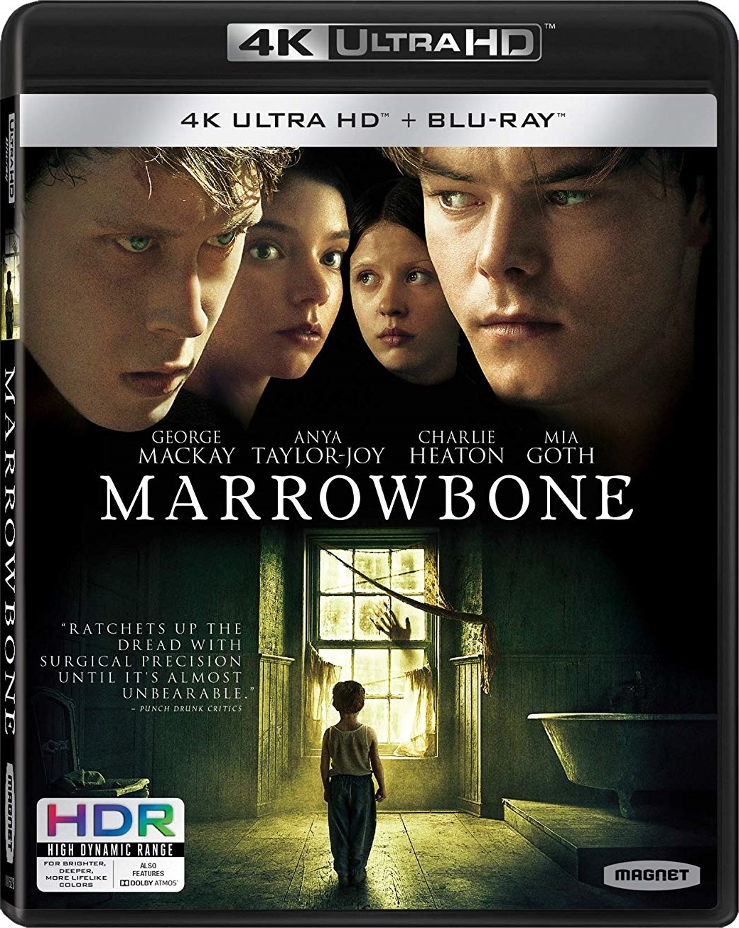 Marrowbone 4K (2017) Ultra HD Blu-ray