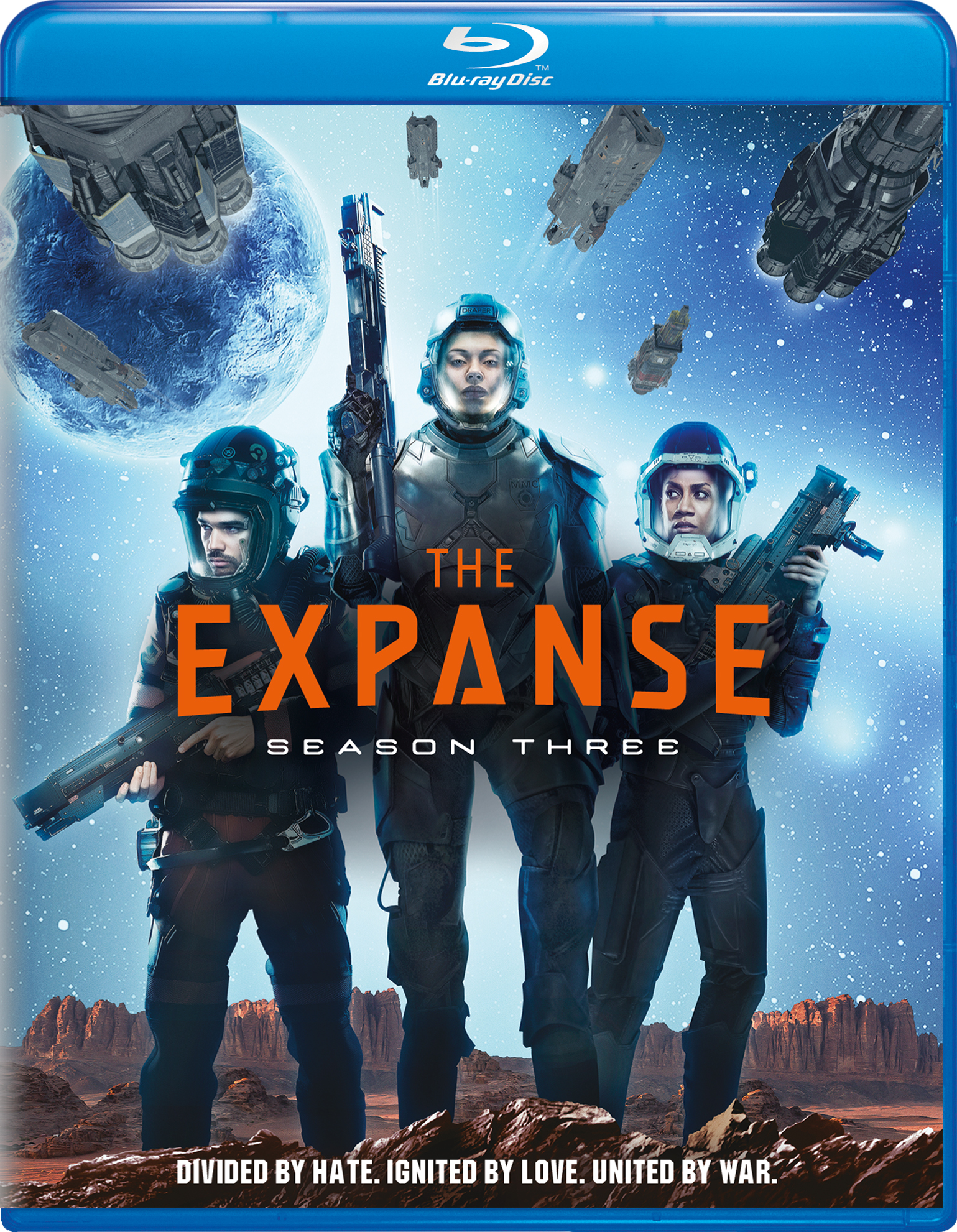 The Expanse: Season Three (TV) (2018) Blu-ray