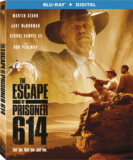 The Escape of Prisoner 614 (2018) Blu-ray