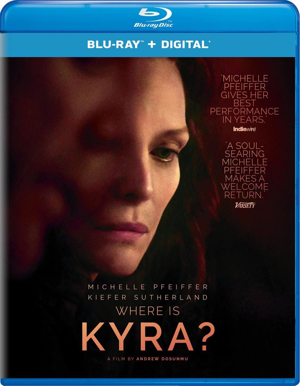 Where Is Kyra? (2017) Blu-ray