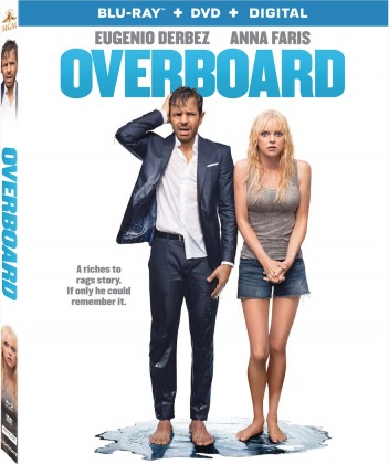 Overboard (2018) Blu-ray
