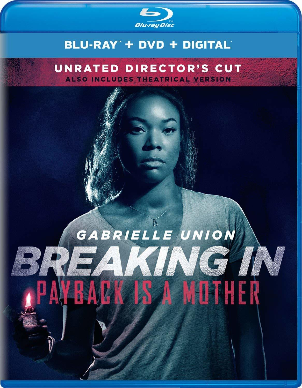 Breaking In (2018) Blu-ray